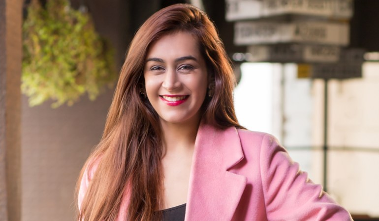 Kamakshi Khanna and Her CakeWalk