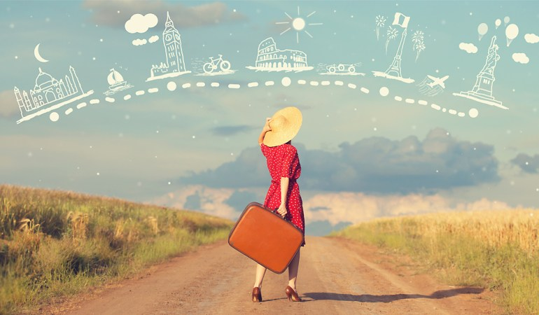 Oh Woman: Where Can You Travel?