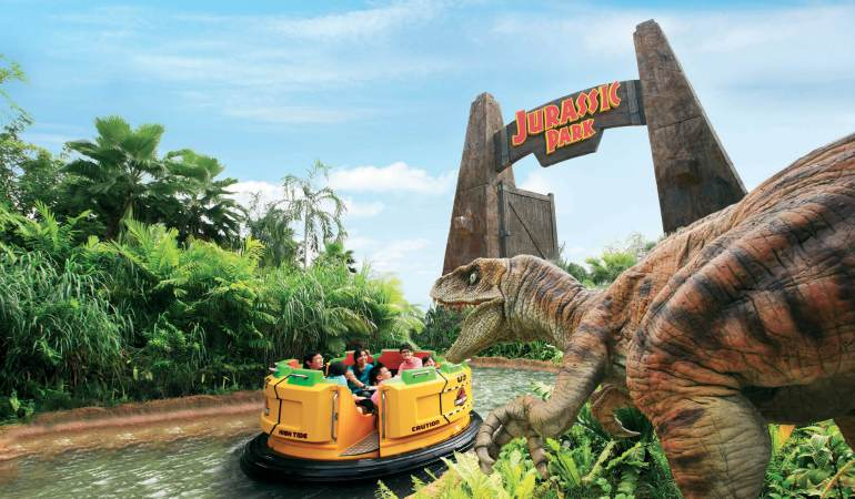 Resorts World Sentosa —Adventure of a Lifetime