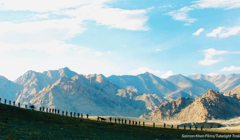 On Location: Tubelight Brings Back Memories of Ladakh Travel