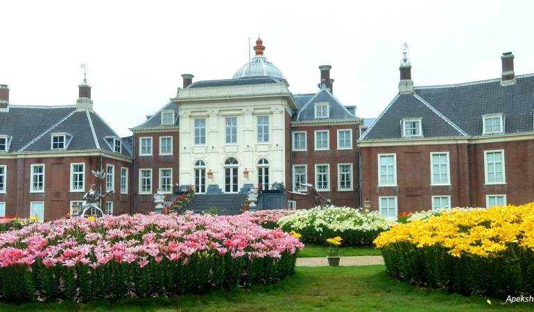 Huis Ten Bosch in Japan is A Slice of The Netherlands