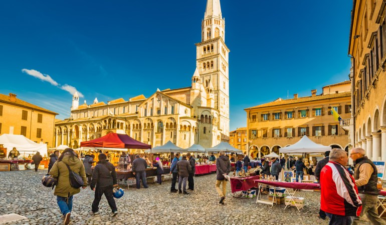 Modena is an Emerging Hub for Travellers of All Age Groups