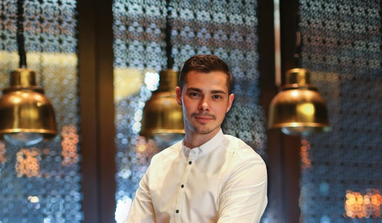 An Interview With Chef Wilfried Who Has Las Vegas 'Eating Out of His Hands.'