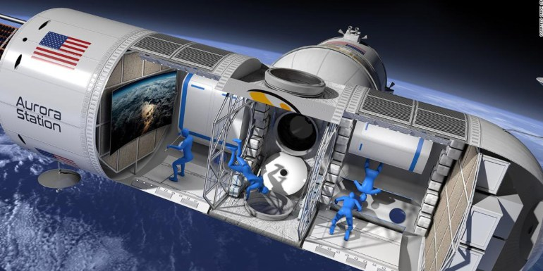 Luxury Hotel in Space_Feature