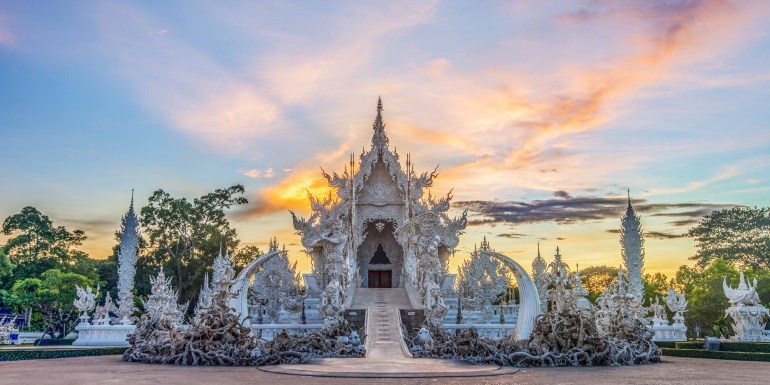 mystical places in Asia