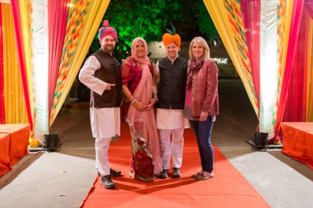 Image result for indian wedding guest departure