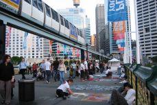 Sydney - Monorailul