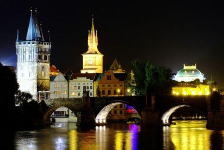 Praga - Citylights