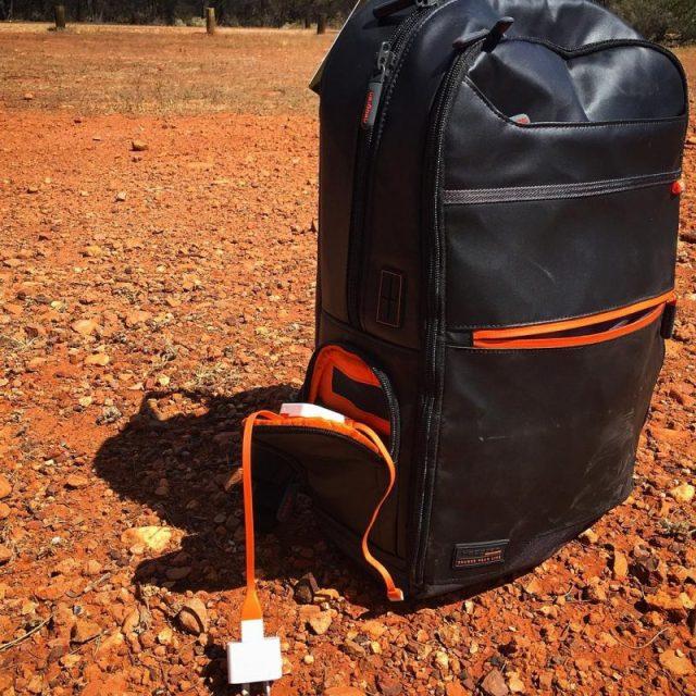 Am sooooo loving this clever hedgrenaus backpack Its kept phonehellip
