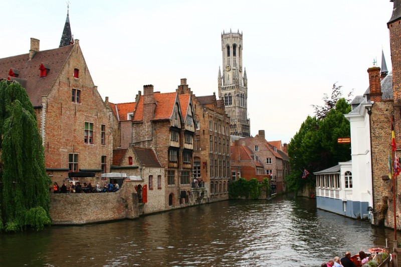 Planning for a Romantic Getaway: Buenos Aires (Argentina) or Brugge (Belgium)?