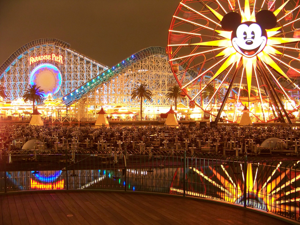 America's Top Amusement Parks