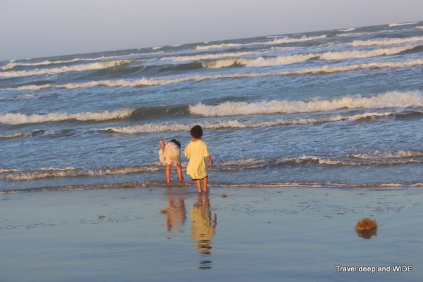 National Park Padre Island Texas