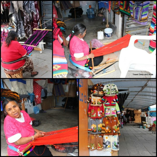 Weavers in Chapala, Lake Chapala