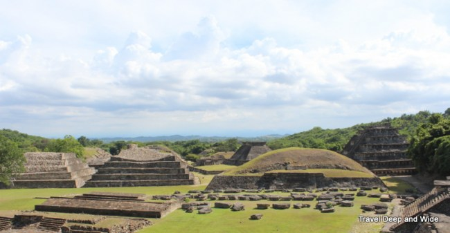 El Tajin, a UNESCO WORLD HERITAGE SITE