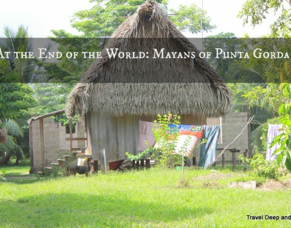Mayans of Punta Gorda