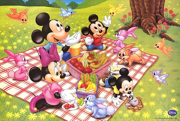 Are Picnic Lunch S Allowed In The Disney Parks