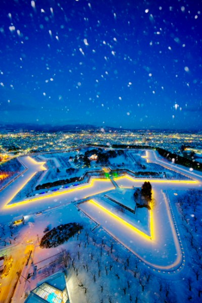 函館観光を楽しもう!オススメスポットランキングをご紹介!