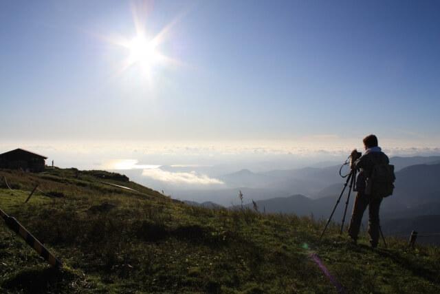 初心者でも安心して山登りできるスポット【関西篇】