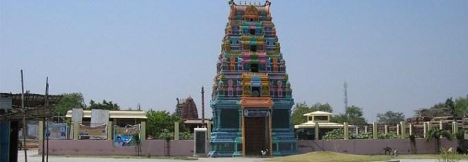 Jogulamba-Temple