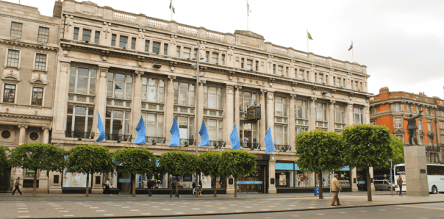 Cleary's Department Store - Dublin
