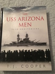 The USS Arizona Men brings the story of the men who sailed, fought and died with her to life.