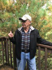 Bill Fluhrer a farmer for all seasons!