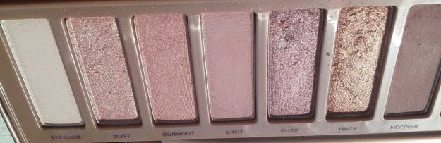 Urban Decay Naked3 palette4