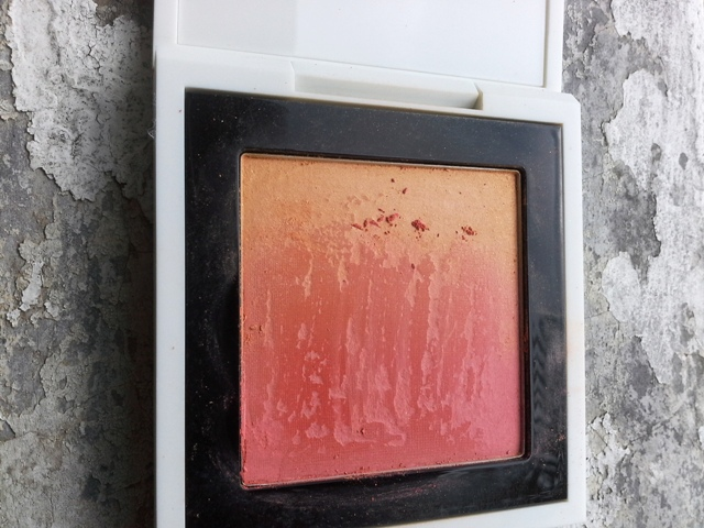 MAC Ripe Peach Blush Ombre
