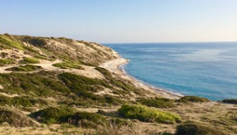 Cyprus On Foot: Hiking Along The Coast
