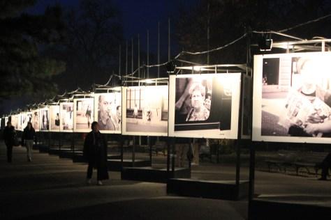 Photography Exhibition; Belgrade, Serbia; 2011