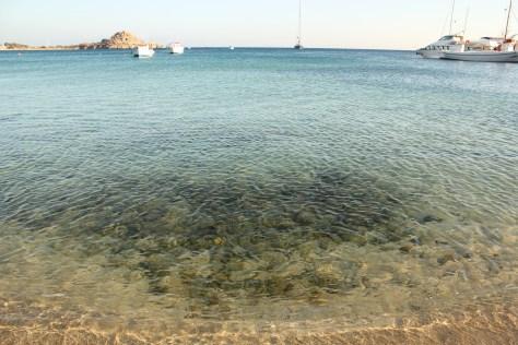 Clear Water; Mykonos Island, Greece; 2013