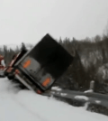 Norwegian truck accident