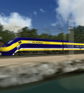 california-higspeed-train