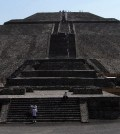 The Pyramid of the Sun, Teotihuacan. Photo: Traveling Reporter