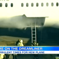 Boeing 787 Dreamliner-fire