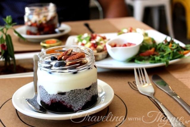 Breakfast Barn: A New Healthy Eatery