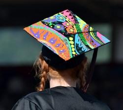 Small Of Grad Cap Decoration