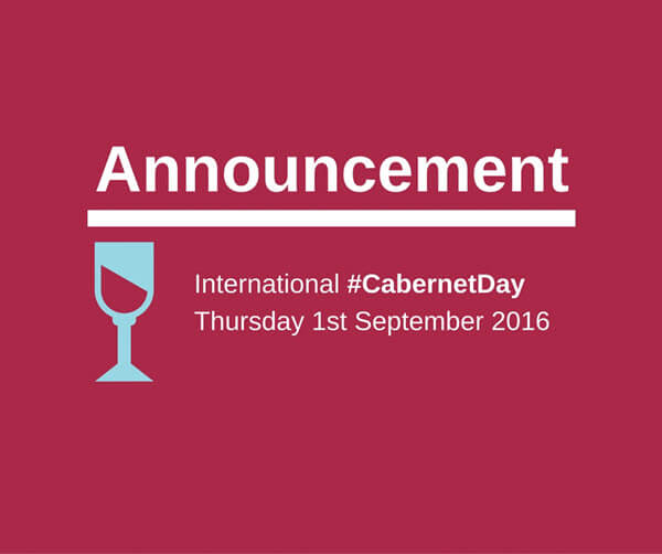 International Cabernet Day 2016