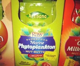 marine phytoplankton superfood products