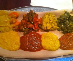ethiopian food is rich in resistant starch and fiber