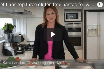 gluten free pasta for weight loss