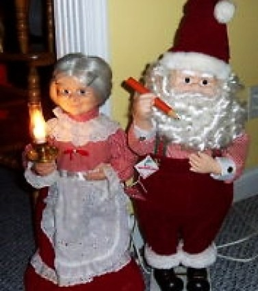 Mr. and Mrs Clause