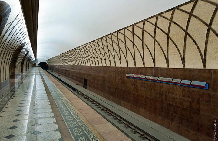 Almaty Metro, Kazakhstan