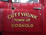 Cuttyhunk Town Truck