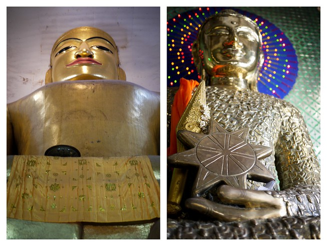 Buddha Manuha temple, Popa