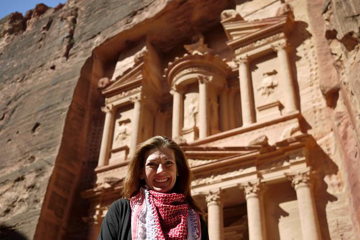 Treasury, Petra Jordan