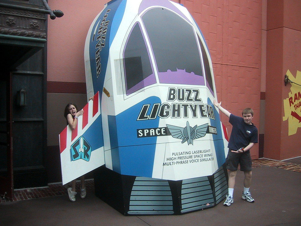 Being Buzz Lightyear - Disney's Hollywood Studios - Photo