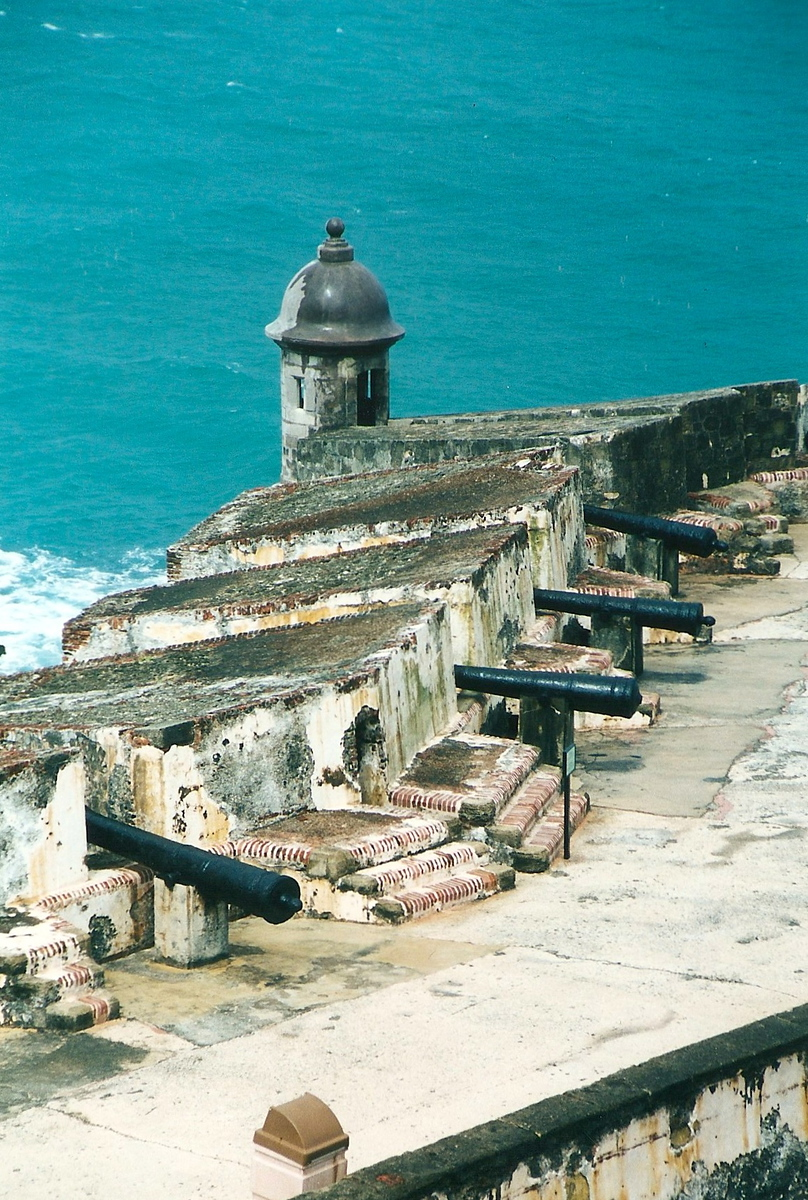 El Morro Fortress - San Juan, Puerto Rico - Photo