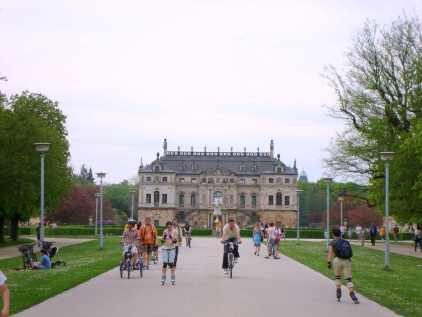 Großer Garten Palais