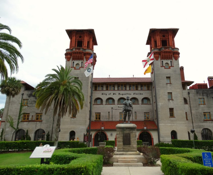 St. Augustine City Hall & Lightner Museum